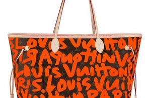Louis Vuitton Monogram Graffiti Neverfull GM