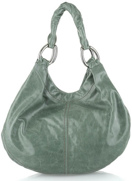 Miu Miu Suede Hobo Bag