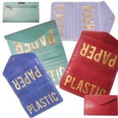 Rebecca Minkoff Paper Plastic Wallet