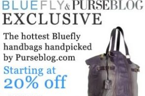 Bluefly Introduces the Purse Blog Store!