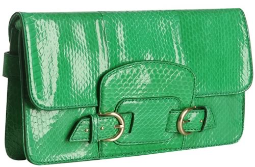 Cole Haan Keaton Buckle Clutch