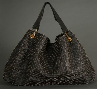 Deux Lux Tribeca Woven Hobo