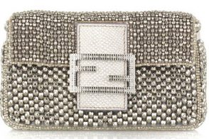 Fendi Beaded Clutch