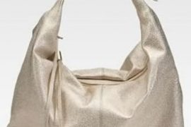 Jimmy Choo Metallic Hobo