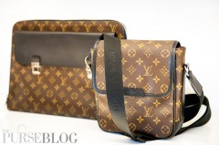 Louis Vuitton Monogram Macassar Messenger PM ~$950