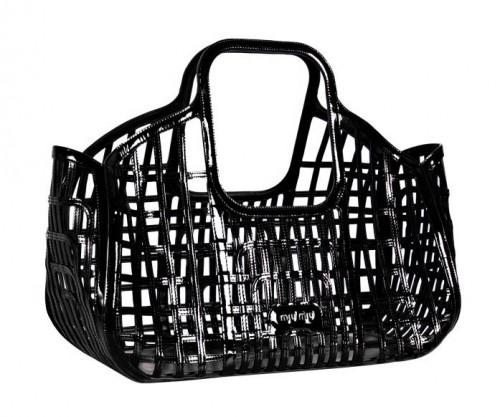 Miu Miu Basket Tote