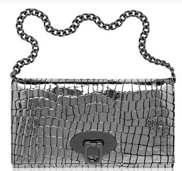 Mulberry Ava Chain Clutch