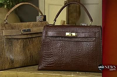 Real vs Homemade Hermes Kelly