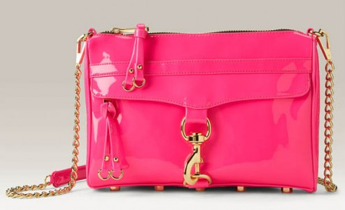 Rebecca Minkoff Neon Morning After Clutch
