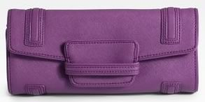 BCBGMAXAZRIA Palm Springs Clutch