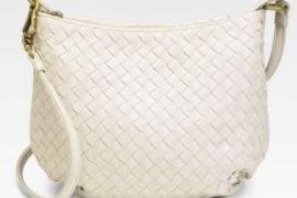 Bottega Veneta Mini Woven Shoulder Bag