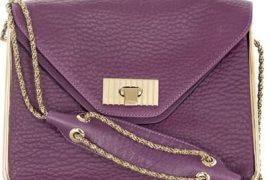 Chloé Sally Calf Leather Shoulder Bag