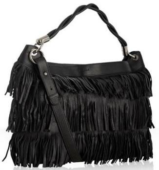 Furla Halley Fringe Bag