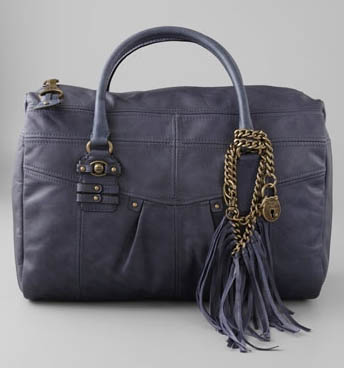 Juicy Couture Padlock Grace Tote