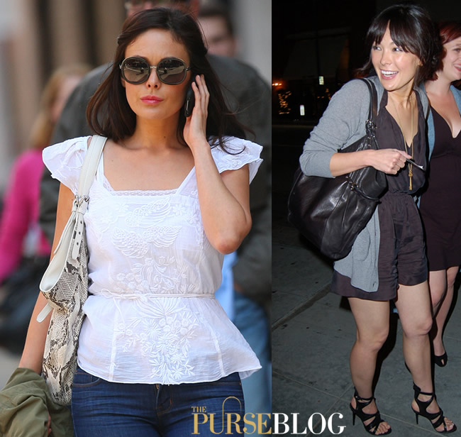 c39e16bef66 Celebrity Style and Fashion - Page 125 of 151 - PurseBlog