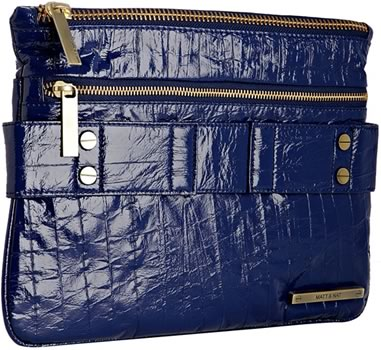 Matt and Nat Kala Pool Oversized Clutch