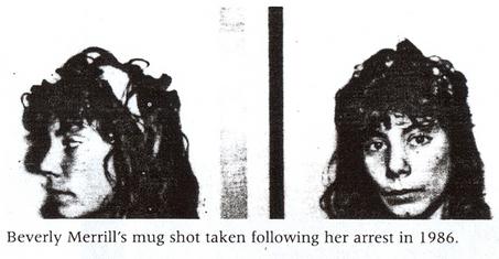 Beverly Merrill/Danielle Staub's mugshot