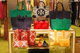 Event Recap: Coffee with Tory Burch