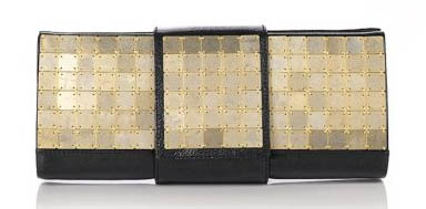 Tory Burch Tiled Teardrop Clutch