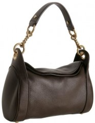 Yves Saint Laurent Deerskin Hobo