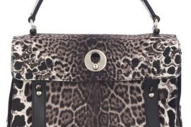 Yves Saint Laurent Animal Print Muse II