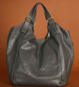 Cynthia Vincent Berkley Shoulder Tote