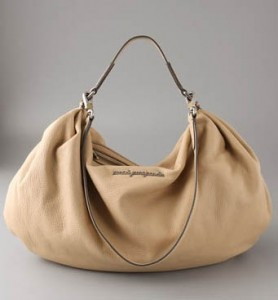 Marc by Marc Jacobs Classic M Gathered Hobo