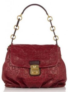 Marc by Marc Jacobs Dreamy Logo Busy Shoulder Bag