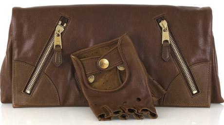Alexander McQueen Faithful Glove Clutch
