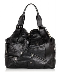 Alexander McQueen Faithful Leather Tote