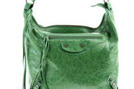 Balenciaga Day Bag in Pommier