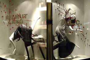Barneys Display: Did they go too far?