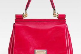 Dolce & Gabanna Miss Sicily Convertible Bag