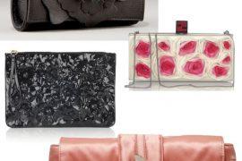Trendspotted: Floral Embellished Clutches