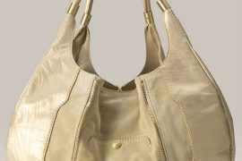 Jimmy Choo Metallic Mandah Hobo