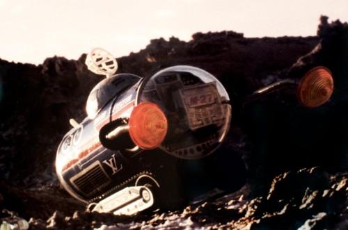 Louis Vuitton Mars Rover