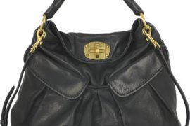 Miu Miu Soft Leather Shoulder Bag