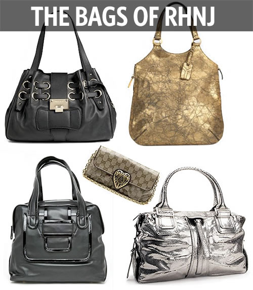 Real Housewives of New Jersey Handbags