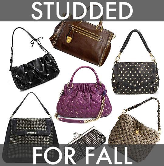 Studded Handbags