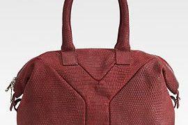 Yves Saint Laurent Easy Suede Bag