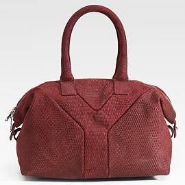 Yves Saint Laurent Easy Suede Bag