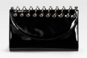Yves Saint Laurent Spiral Clutch