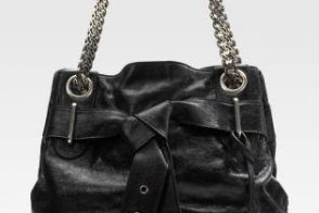 Alexander McQueen Faithful Bucket Tote