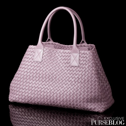 Bottega Veneta Cabat - Folded