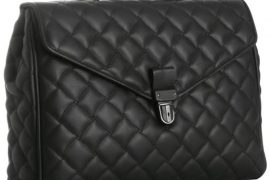 Bottega Veneta Quilted Briefcase