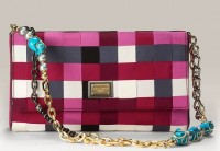 Dolce & Gabanna Miss Charleston Chain Flap Bag