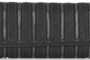 Donna Karan Zipped Clutch