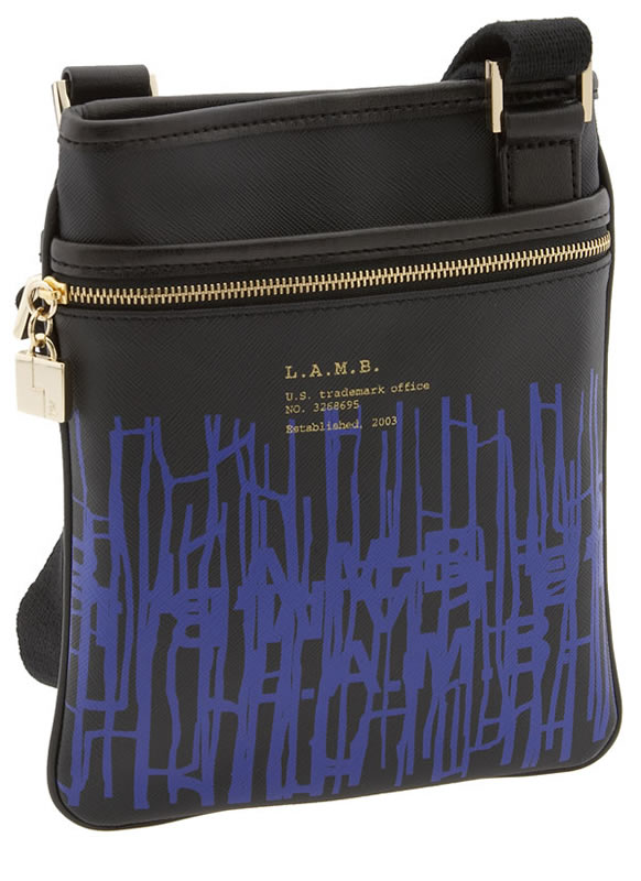 L.A.M.B. Signature Crossbody Bag