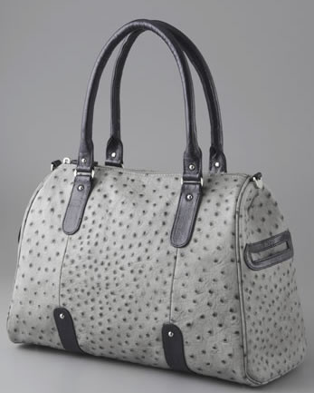 Lauren Merkin Ostrich Bag