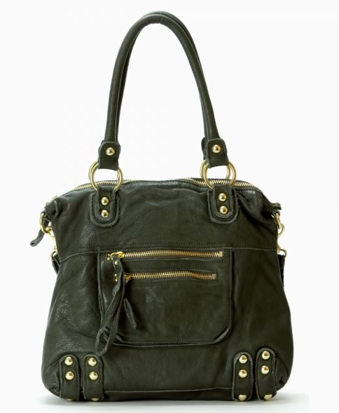 I Was Recently Sold On The Whole Studded Bag Trend But M Still A Bit Rehensive Before Saw Linea Pelle Dylan Medium Tote Hadn T Come Across
